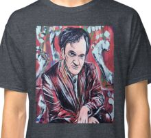 Quentin Tarantino & Friendly Toes Classic T-Shirt
