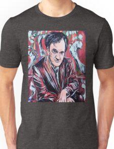Quentin Tarantino & Friendly Toes Unisex T-Shirt