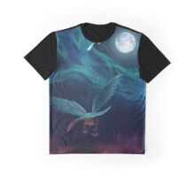 Reach the Moon Graphic T-Shirt