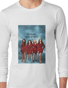 In Rosewood, bitches get buried. Long Sleeve T-Shirt