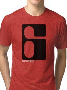 Rollerball Jonathan E. Huston player number Tri-blend T-Shirt