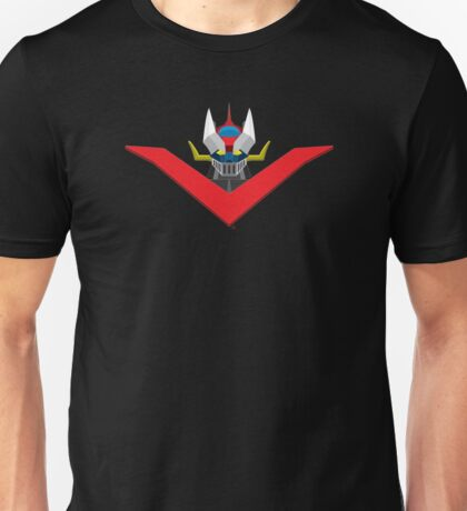 Shogun Warriors Mazinger Tranzor Z Unisex T-Shirt
