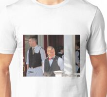 Waiters On The Porch Unisex T-Shirt