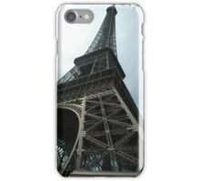 Eiffel Tower - Up Close iPhone Case/Skin