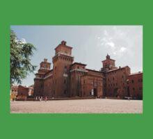 Ferrara - Castello Estense Kids Clothes