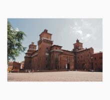 Ferrara - Castello Estense One Piece - Short Sleeve