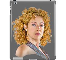 Professor River Song, The Doctor's Wife iPad Case/Skin