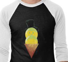 Ice Cream Man Men's Baseball ¾ T-Shirt