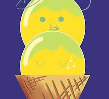 Ice Cream Man by DaftDesigns