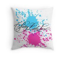 Pretty Little Splash Throw Pillow