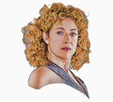 Professor River Song, The Doctor's Wife Kids Tee