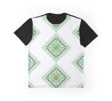 baroque4 White Graphic T-Shirt