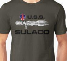 Aliens USS Sulaco crest Unisex T-Shirt