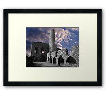 Cornish Tin Mine 1 Framed Print