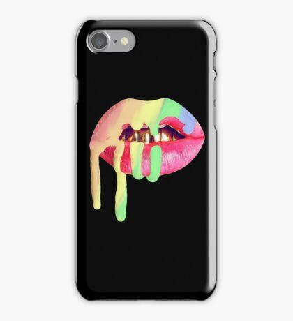 Rainbow King Kylie iPhone Case/Skin