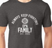 Always Keep Fighting (AKF) #2 Unisex T-Shirt