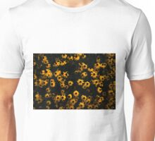 A Bed of Yellows Unisex T-Shirt