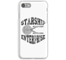 Star Trek - Enterprise NX-01 Logo iPhone Case/Skin