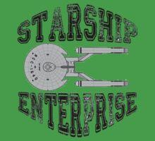 Star Trek - Enterprise NX-01 Logo Kids Clothes