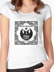 Black Crowes Women's Fitted Scoop T-Shirt