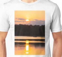A Day on the Lake Unisex T-Shirt