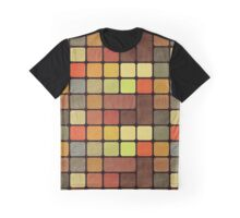 Colored tiles Graphic T-Shirt