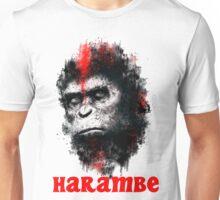 Bloody Harambe Unisex T-Shirt