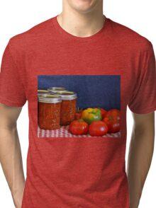 Salsa Still Life Tri-blend T-Shirt