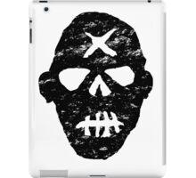 Gunners - distressed logo - Fallout 4 iPad Case/Skin
