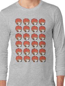 Mystic Messenger Icons - 707 Long Sleeve T-Shirt