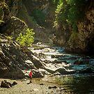 Kleanza Creek by Yukondick
