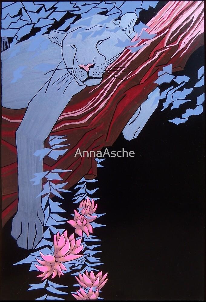 Siesta by AnnaAsche