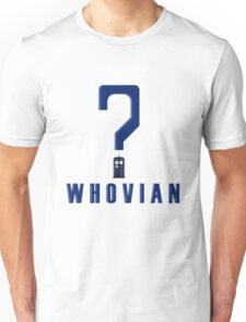 Doctor Who Whovian Unisex T-Shirt