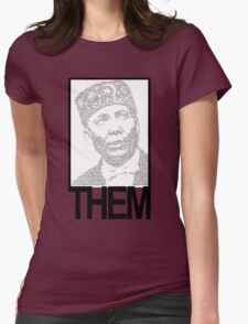 T.H.E.M Womens Fitted T-Shirt