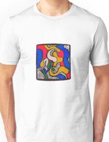 Colorful Zen Unisex T-Shirt