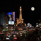 Las Vegas Moon by Lanis Rossi