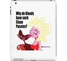 Cat Bath iPad Case/Skin