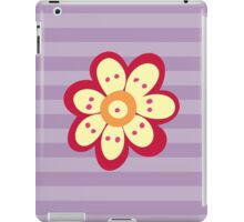Flowers, Blossoms, Petals - Red Orange Yellow iPad Case/Skin