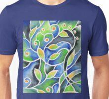 Whimsical Garden Organic Decor III Unisex T-Shirt