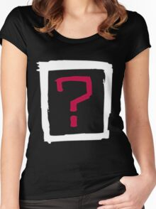 Where Is the Love Women's Fitted Scoop T-Shirt