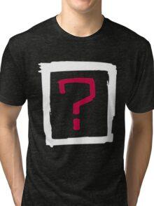 Where Is the Love Tri-blend T-Shirt