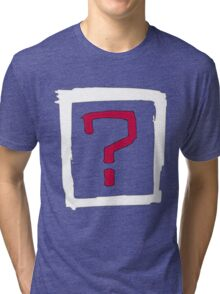 Where Is the Love Tri-blend T-Shirt