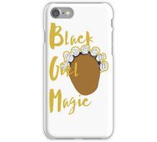 Black Girl Magic Case - Bantu Knots iPhone Case/Skin