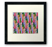 Precious Quilt Framed Print
