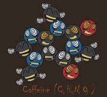 Caffeine (C8 H10 N4 O2) by kozality