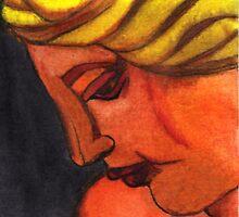 Medieval Madonna by Mariaan M Krog Fine Art Portfolio