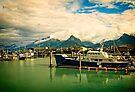 Harbour at Valdez Alaska by Yukondick