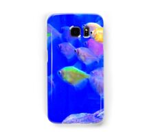Fluorescent Fish Samsung Galaxy Case/Skin