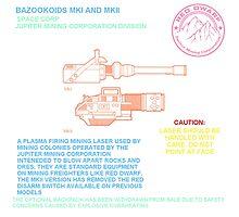Bazookoids by Zaxley-Nash