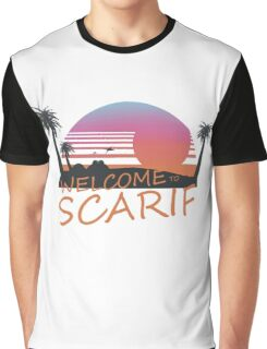 Welcome To Scarif Graphic T-Shirt